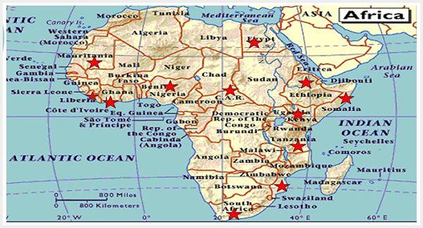 Wesacomserv Alliance | Africa